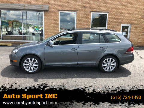 2014 Volkswagen Jetta for sale at Auto Sport INC in Grand Rapids MI