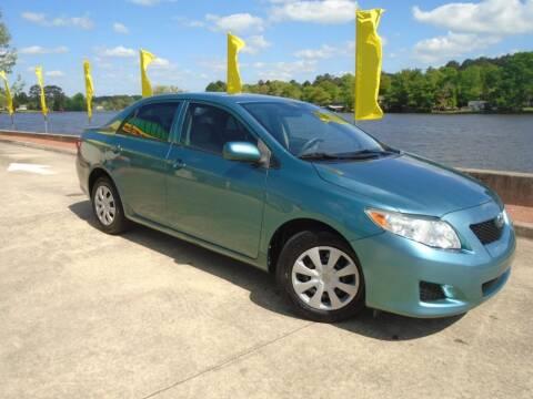 2010 Toyota Corolla for sale at Lake Carroll Auto Sales in Carrollton GA