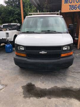 2006 Chevrolet Express Cargo for sale at Auction Direct Plus in Miami FL