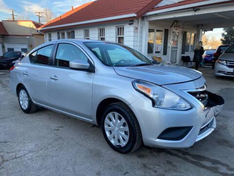 2019 Nissan Versa for sale at ELITE MOTOR CARS OF MIAMI in Miami FL