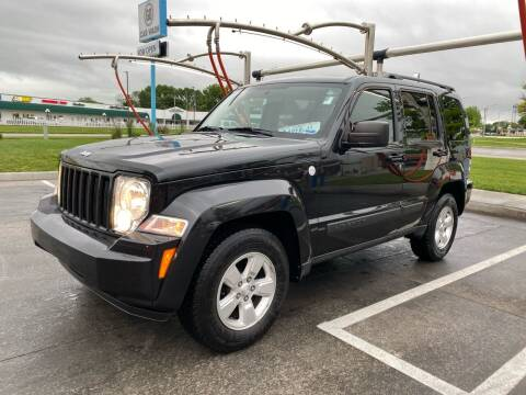 2010 Jeep Liberty for sale at Xtreme Auto Mart LLC in Kansas City MO