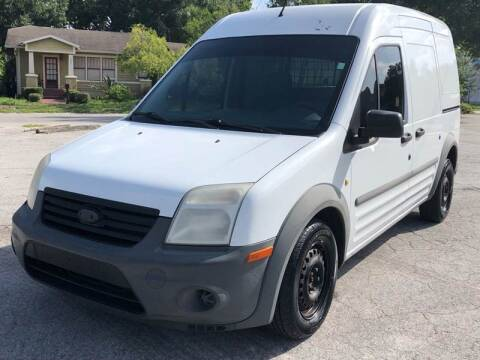 2010 Ford Transit Connect for sale at Consumer Auto Credit in Tampa FL