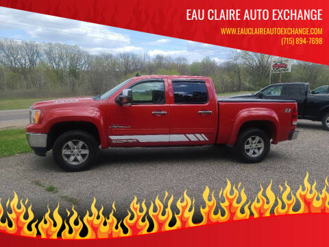 2009 GMC Sierra 1500 for sale at Eau Claire Auto Exchange in Elk Mound WI