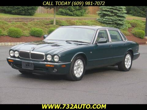 1998 Jaguar XJ-Series for sale at Absolute Auto Solutions in Hamilton NJ