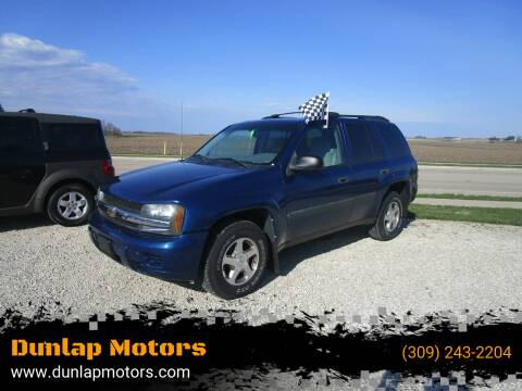 2005 Chevrolet TrailBlazer for sale at Dunlap Motors in Dunlap IL