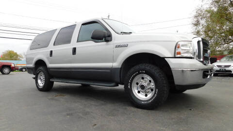 2005 Ford Excursion for sale at Action Automotive Service LLC in Hudson NY