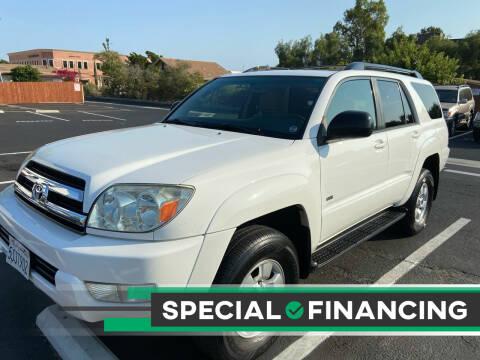 2005 Toyota 4Runner for sale at Coast Auto Motors in Newport Beach CA