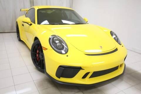 2018 Porsche 911 for sale at EMG AUTO SALES in Avenel NJ