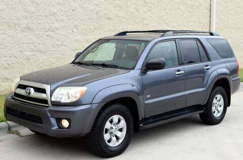 2006 Toyota 4Runner for sale at Raleigh Auto Inc. in Raleigh NC