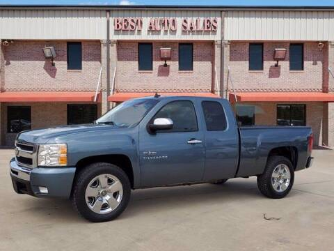 2011 Chevrolet Silverado 1500 for sale at Best Auto Sales LLC in Auburn AL