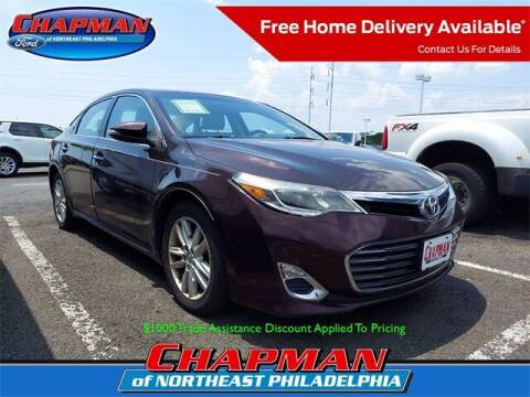 2014 Toyota Avalon for sale at CHAPMAN FORD NORTHEAST PHILADELPHIA in Philadelphia PA