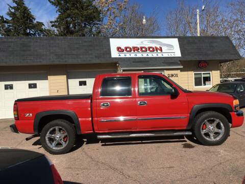 2004 GMC Sierra 1500 for sale at Gordon Auto Sales LLC in Sioux City IA
