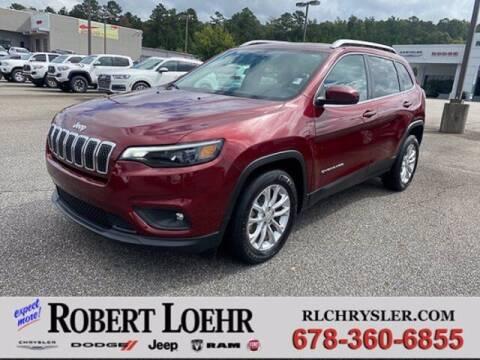 2019 Jeep Cherokee for sale at Robert Loehr Chrysler Dodge Jeep Ram in Cartersville GA
