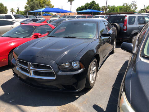 2012 Dodge Charger for sale at Valley Auto Center in Phoenix AZ