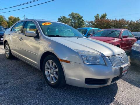 2009 Mercury Milan for sale at Alpina Imports in Essex MD