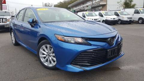 2019 Toyota Camry for sale at A & A IMPORTS OF TN in Madison TN