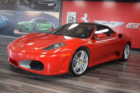 2006 Ferrari F430 for sale at Icon Exotics in Houston TX