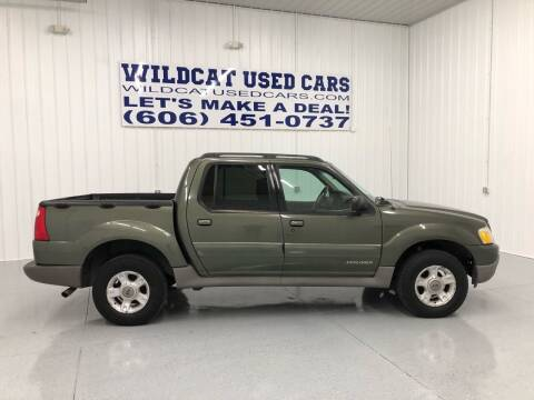 2002 Ford Explorer Sport Trac for sale at Wildcat Used Cars in Somerset KY