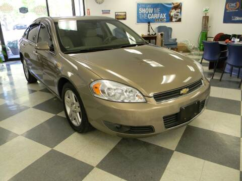 2007 Chevrolet Impala for sale at Lindenwood Auto Center in St. Louis MO