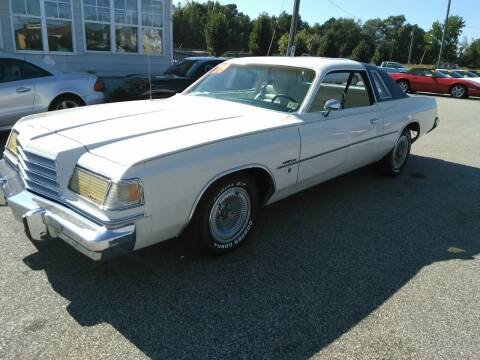 1979 Dodge Magnum for sale at Kelly & Kelly Supermarket of Cars in Fayetteville NC