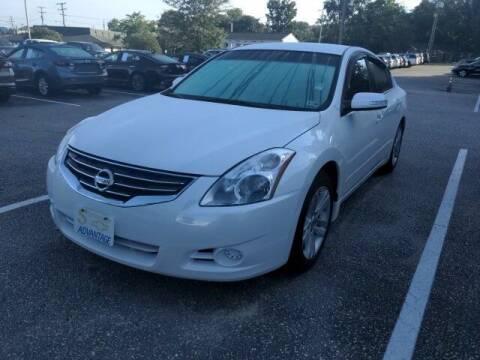 2012 Nissan Altima for sale at Strosnider Chevrolet in Hopewell VA
