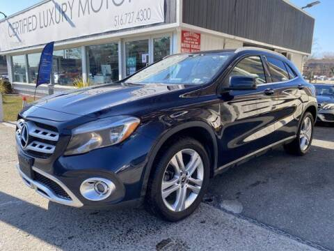 2019 Mercedes-Benz GLA for sale at Certified Luxury Motors in Great Neck NY