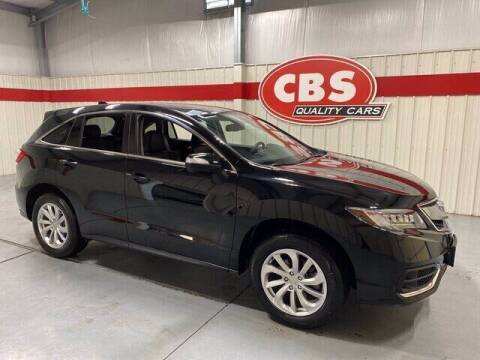 2017 Acura RDX for sale at CBS Quality Cars in Durham NC