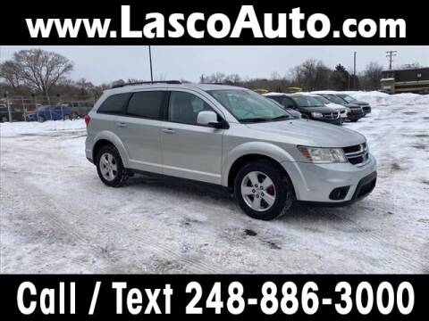 2012 Dodge Journey for sale at Lasco of Waterford in Waterford MI