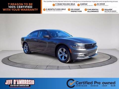 2017 Dodge Charger for sale at Jeff D'Ambrosio Auto Group in Downingtown PA