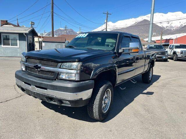 2004 Chevrolet Silverado 2500HD for sale at Orem Auto Outlet in Orem UT