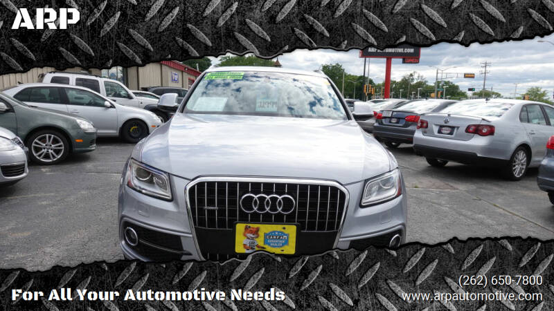 2015 Audi Q5 for sale at ARP in Waukesha WI