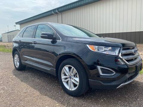 2018 Ford Edge for sale at FAST LANE AUTOS in Spearfish SD