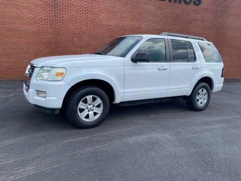 2009 Ford Explorer for sale at GTO United Auto Sales LLC in Lawrenceville GA