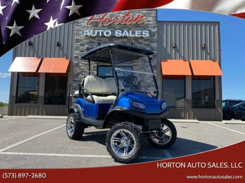 2019 Club Car TEMPO for sale at HORTON AUTO SALES, LLC in Linn MO