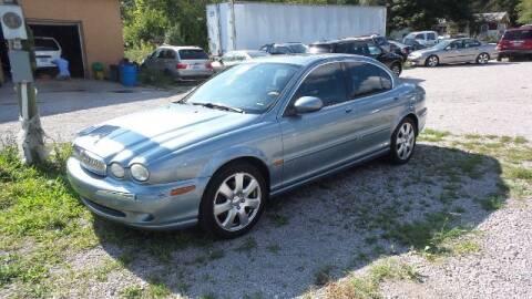 2004 Jaguar X-Type for sale at Tates Creek Motors KY in Nicholasville KY