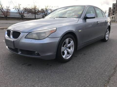 2005 BMW 5 Series for sale at Bluesky Auto in Bound Brook NJ