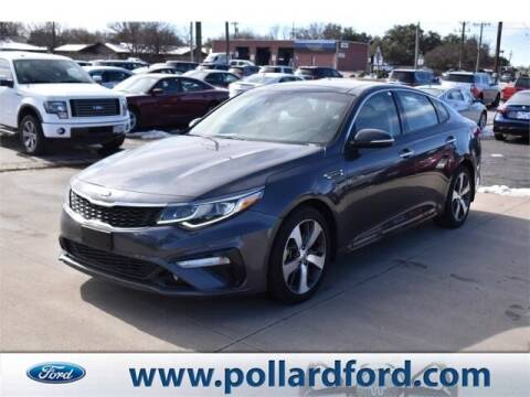 2019 Kia Optima for sale at South Plains Autoplex by RANDY BUCHANAN in Lubbock TX