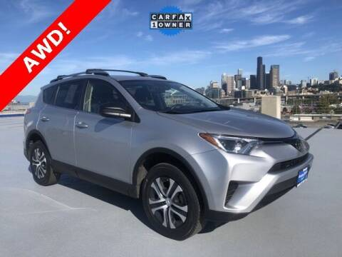 2018 Toyota RAV4 for sale at Honda of Seattle in Seattle WA