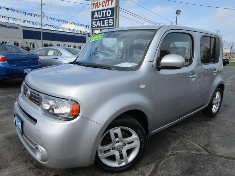 2010 Nissan cube for sale at TRI CITY AUTO SALES LLC in Menasha WI