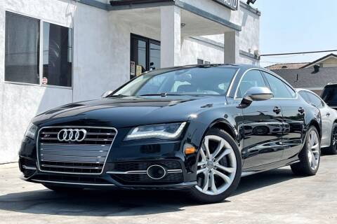 2013 Audi S7 for sale at Fastrack Auto Inc in Rosemead CA
