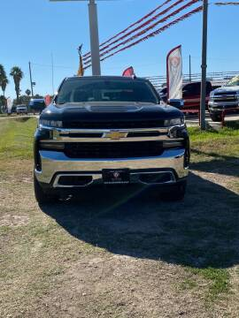 2019 Chevrolet Silverado 1500 for sale at A & V MOTORS in Hidalgo TX
