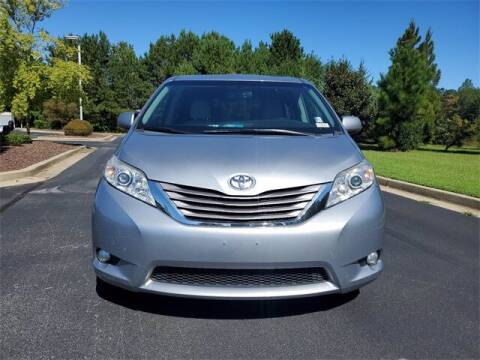 2016 Toyota Sienna for sale at Southern Auto Solutions - Lou Sobh Honda in Marietta GA