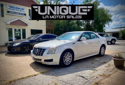 2012 Cadillac CTS for sale at Unique LA Motor Sales LLC in Byrnes Mill MO