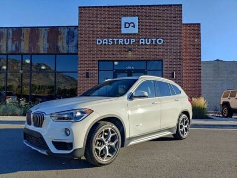 2016 BMW X1 for sale at Dastrup Auto in Lindon UT