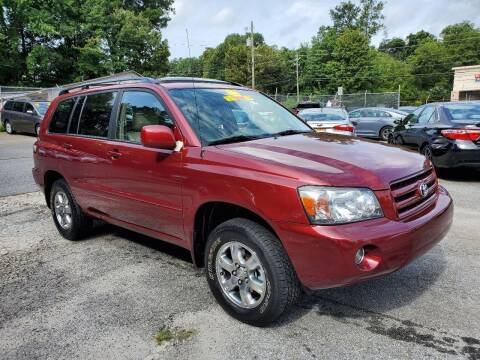 2005 Toyota Highlander for sale at Import Plus Auto Sales in Norcross GA