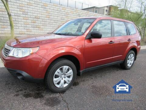 2010 Subaru Forester for sale at AUTO HOUSE TEMPE in Tempe AZ