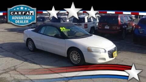 2004 Chrysler Sebring for sale at Regency Motors Inc in Davenport IA