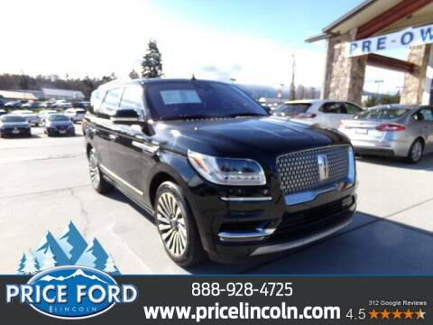 2018 Lincoln Navigator for sale at Price Ford Lincoln in Port Angeles WA