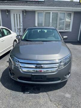 2010 Ford Fusion Hybrid for sale at Certified Motors in Bear DE