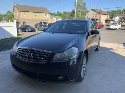 2006 Infiniti M35 for sale at VINNY AUTO SALE in Duryea PA